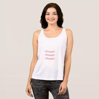 Camiseta De Tirantes ¡Wheek! ¡Wheek! ¡Wheek!
