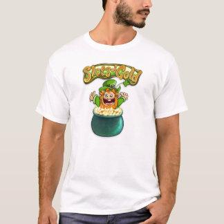 Camiseta de Tommy de la mina de oro