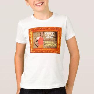 Camiseta de Trale Lewous del niño