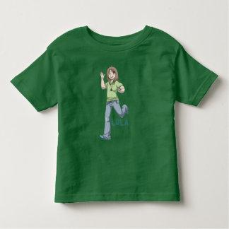 Camiseta de transformación del niño de Lula
