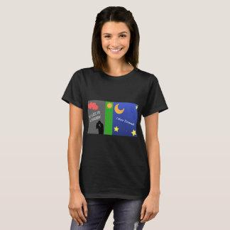 Camiseta de Tuptim y de Lun Tha
