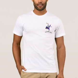 Camiseta de Uchi Mata del judo de Kodokan