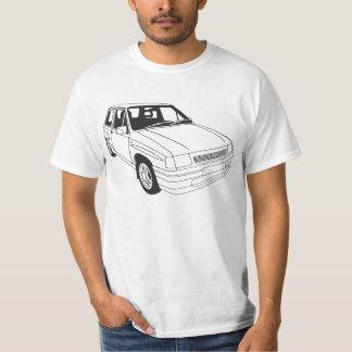 Camiseta de Vauxhall Nova GSi