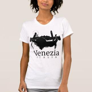 Camiseta de Venezia Italia para los chicas que
