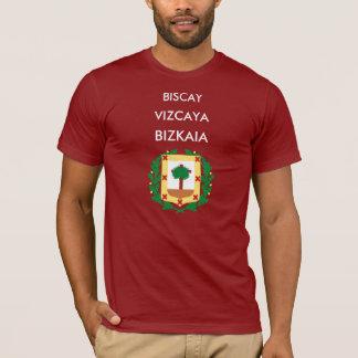 Camiseta de Vizcaya Vizcaya Biskaia