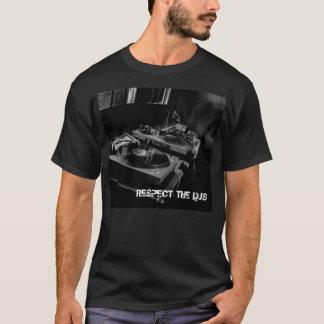 Camiseta Dé vuelta a la tabla DJ
