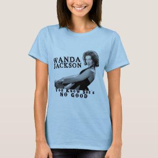 Camiseta de Wanda Jackson