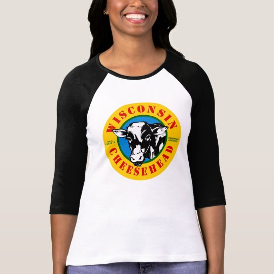 Camiseta de Wisconsin Cheesehead