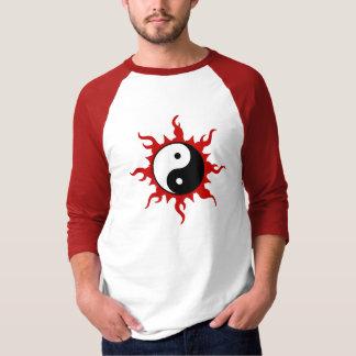 Camiseta de Yin Yang