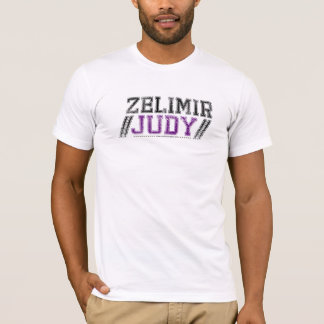 """Camiseta de ZELIMIR """"JUDY"""" (blanca)"""