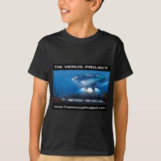 Camiseta Debajo de ciudad del mar
