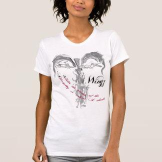 """Camiseta """"Debajo del Wingz del todopoderoso """""""
