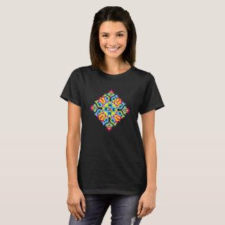 Camiseta decorativa clásica