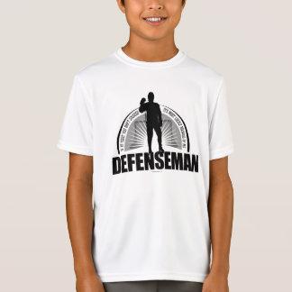 Camiseta Defensa del hockey