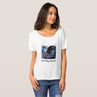 Camiseta ¡Dejado cada uno sepa que usted estaba allí!