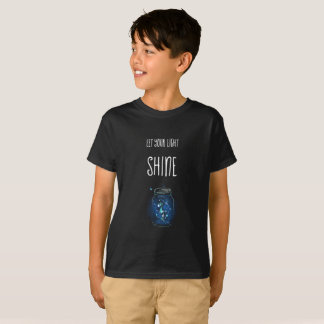 Camiseta Deje su brillo ligero