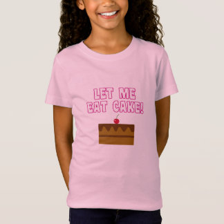 Camiseta Déjeme comer la torta