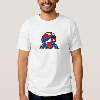 Camiseta del ABA