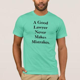 Camiseta del abogado - el abogado divertido cita