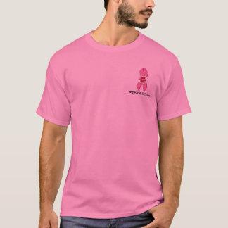 Camiseta del acosador del transmisor de los