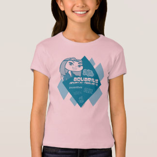 Camiseta del acuario