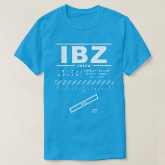 Camiseta del aeropuerto IBZ de Ibiza