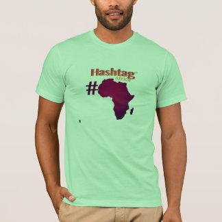Camiseta del #Africa