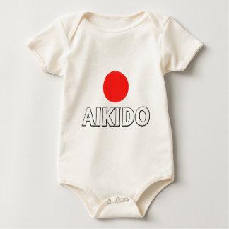 Camiseta del Aikido