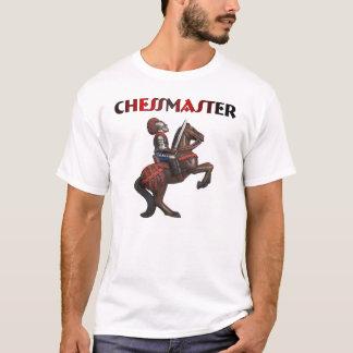 Camiseta del ajedrez