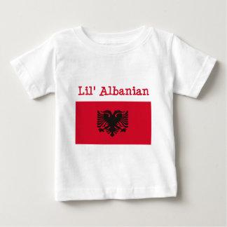 Camiseta del albanés de Lil
