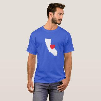 Camiseta del amor de California
