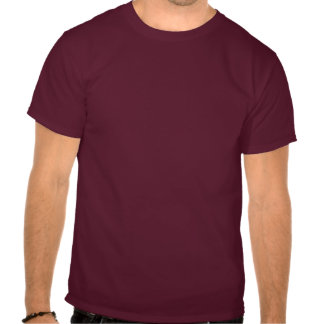 Camiseta del amor de la esperanza de la fe rojo