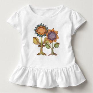 Camiseta del amor de la flor: Amo ser amado