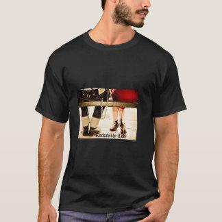 Camiseta del amor del Rockabilly de los hombres