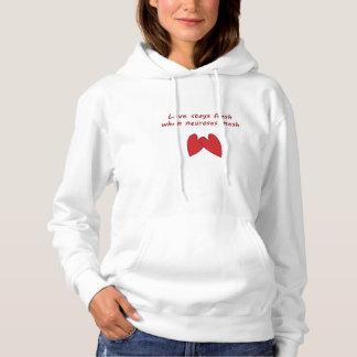 Camiseta del amor y de la neurosis