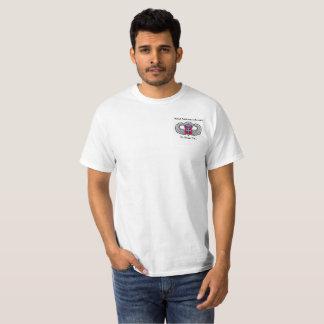 Camiseta del área J de Ft. Bragg