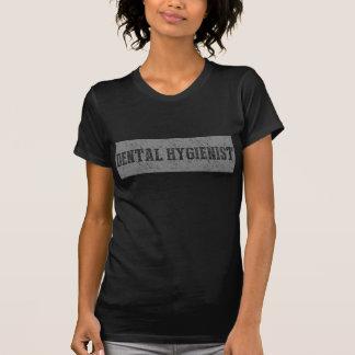 Camiseta del arte del higienista dental