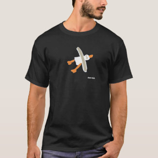 Camiseta del arte: Diseño del frente y de la parte