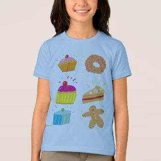 Camiseta del arte: Tortas del amor