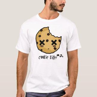Camiseta del asesino de la galleta