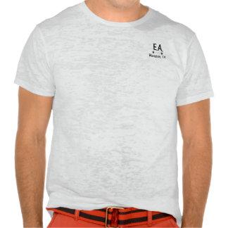 Camiseta del atletismo de Eidson