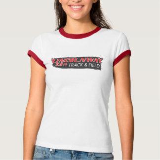 ¡Camiseta del atletismo del campanero de las Camisetas