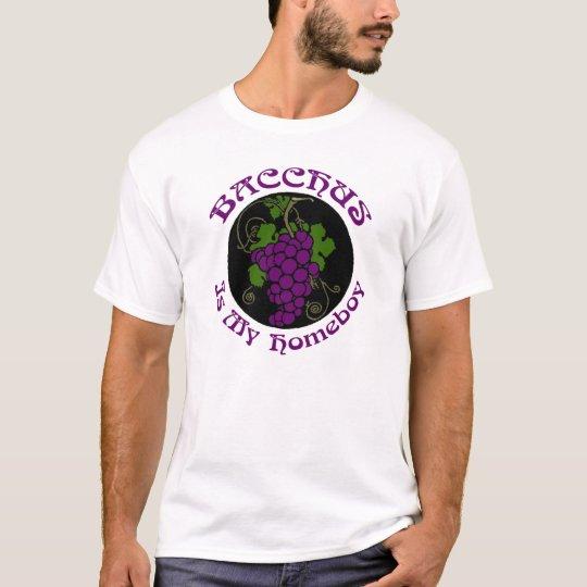 """Camiseta del """"BACCHUS"""""""
