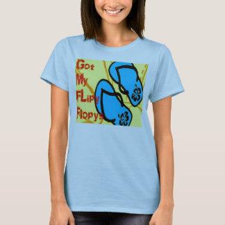 Camiseta del balanceo de las mujeres