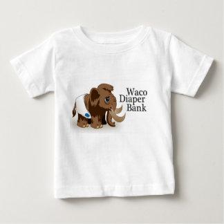 Camiseta del banco del pañal de Waco del niño/del