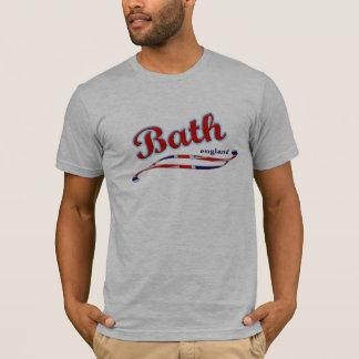 Camiseta del baño