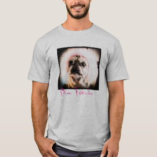 Camiseta del barro amasado