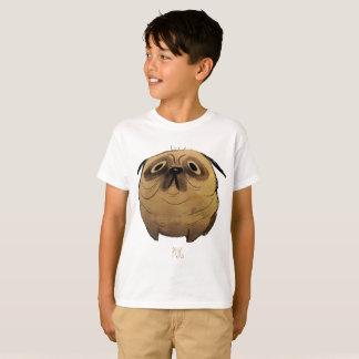 Camiseta del BARRO AMASADO para los niños