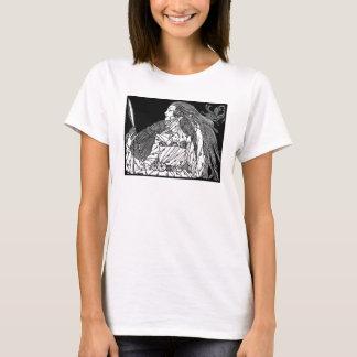Camiseta del Beautician