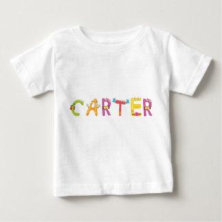 Camiseta del bebé de Carretero